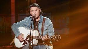 Vote for Caleb Kennedy American Idol Top 10 Disney Night 2 May 2021 Text Number Voting App